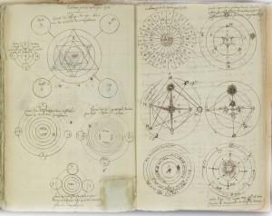 Prunelle de Liere's Elus Cohen notebook
